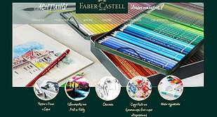 Акция от Faber-Castell «ACHTUNG! Faber-Castell ищет таланты!»