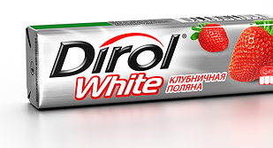 Акция от Dirol «Party Runner»